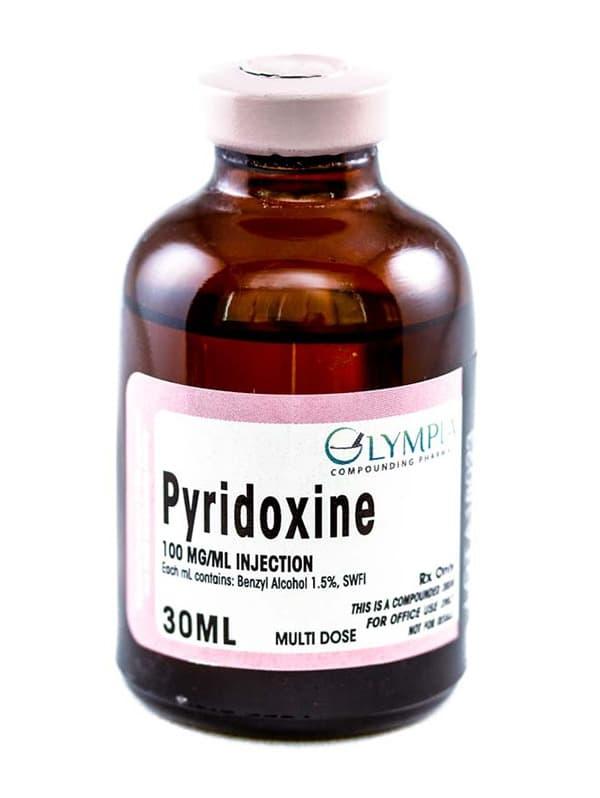 Pyridoxine Multi-Dose 30 ML Bottle