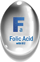 Folic Acid with B12 - droplet